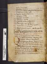 Epiphanius Latinus. [Cod. Guelf. 67 Weiss.]