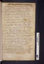 Origenes: Römerbriefkommentar lat. VI–X. [Cod. Guelf. 74 Weiss.]