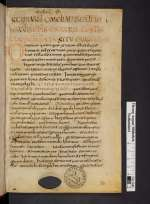 Opus imperfectum in Matthaeum. [Cod. Guelf. 80 Weiss.]