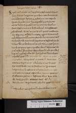 Hrabanus Maurus: In Ezechielem 16-20. [Cod. Guelf. 84 Weiss.]