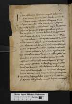 Hrabanus Maurus In Ezechielem 1-6. [Cod. Guelf. 92 Weiss.]