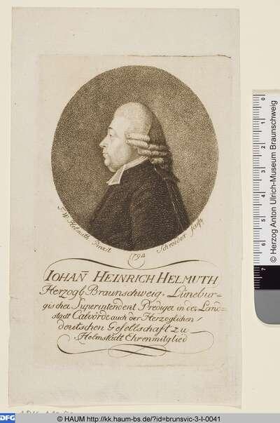 Johann Heinrich Helmuth