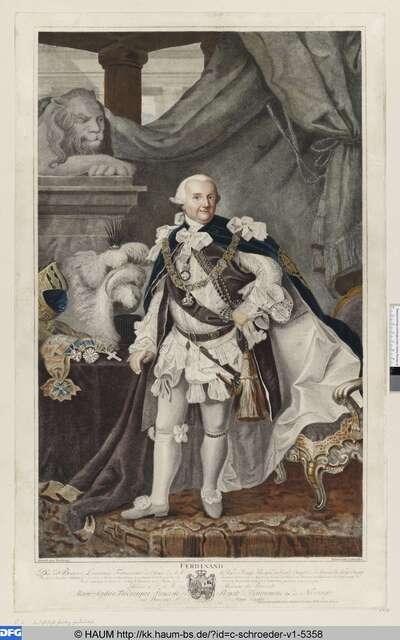 Ferdinand von Braunschweig und Lüneburg