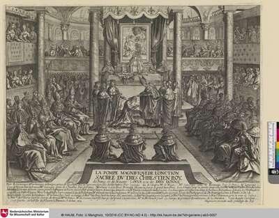 La Pompe Magnifique de l'Onction Sacrée du très chrestien Roy de France ...