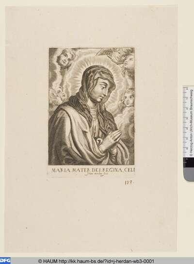 Maria Mater Dei Regina Celi