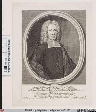 Bildnis Ludwig Georg Treviranus