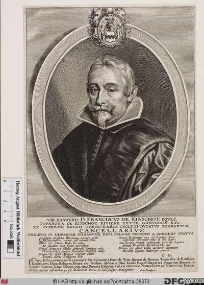 Bildnis Frans van Kinschot d. Ä.