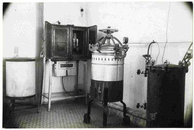 Laboratori microgràfic.