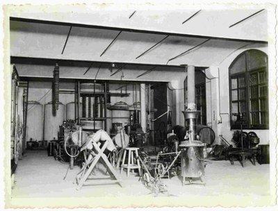 Museu de màquines.