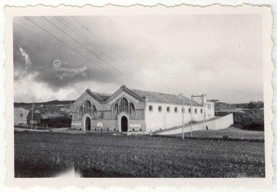 Celler de Rocafort de Queralt. Dues naus