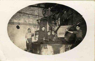 Molins mecànics del Síndicat agrícola de Cervera