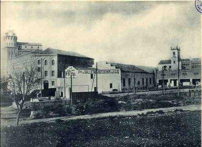 Fàbrica de galetes La Palma