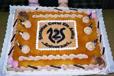 125è aniversari de la Societat Coral Els Amics