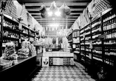 Cellers i botigues d'alimentació.
