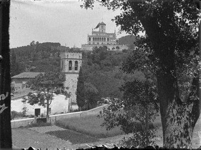 Església de Santa Maria de Vallvidrera i Vil·la Joana