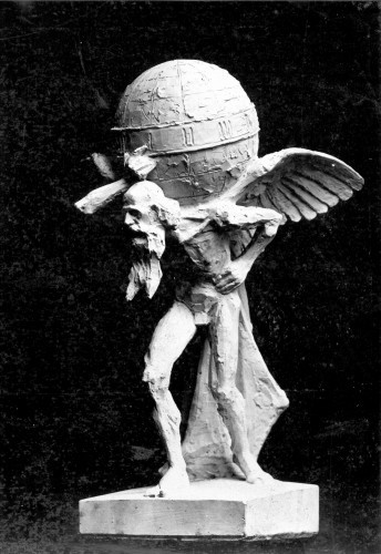 Atlas - sadreni model