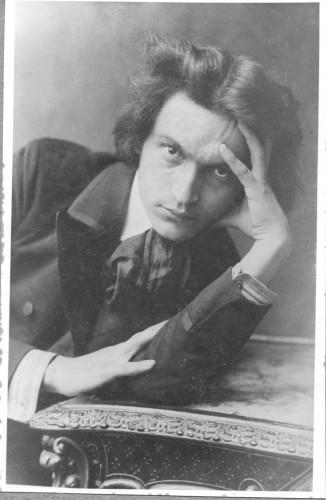 Ivan Meštrović, Beč, 1905.