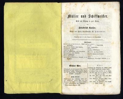 Müller und Schiffmeister