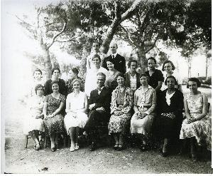 Girls Class of 1931