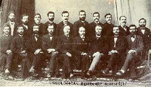 Theological Seminary Class of 1887