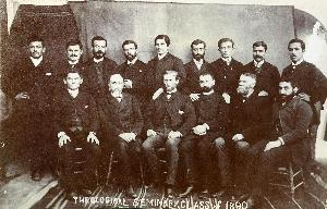 Theological Seminary Class of 1890