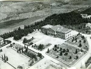Aerial photograph of Anatolia College campus in Pylea; 6