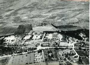 Aerial photograph of Anatolia College campus in Pylea; 8