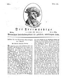 Der Freimüthige, oder Berlinisches Unterhaltungsblatt für gebildete, unbefangene Leser, 15 März 1811, Nr. 53