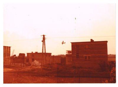 1979. Gostycyn, ul. Szkolna