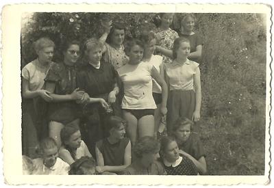 1956. Drużyna sportowa