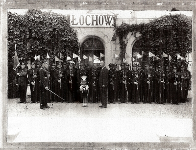 1932. Korpus Ochrony Kolei