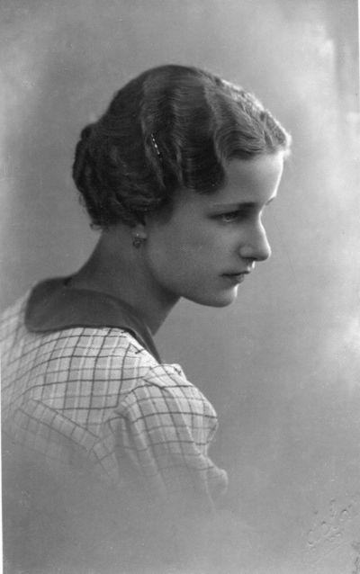 Izabella Przybylska z domu Olszańska (1922-2008)