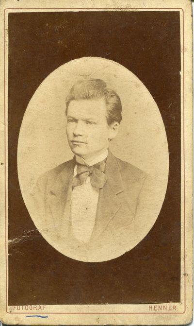 1864-1906. Zdzisław Przybylski (1850-1917), fotografia portretowa