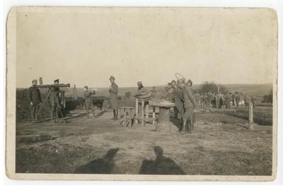 1914-1918. Żołnierze austriaccy na Wołyniu