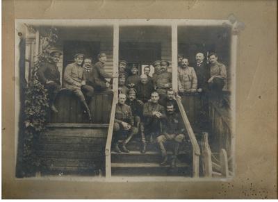 1905-1910. Pierwsza dekada 20 w. Solwyczegock w Rosji. Zesłańcy