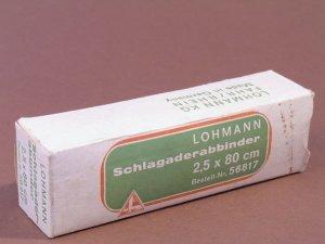 LOHMANN SCHLAGADERABBINDER