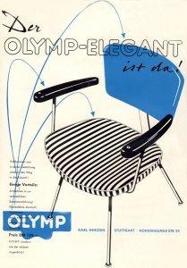 OLYMP - DAMENFRISEUR-BEDIENUNGSSTUHL