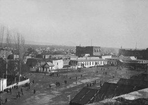 Damascus, Blick von Citadellen auf die Stadt