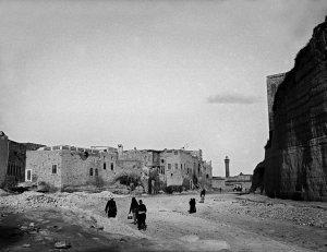Aleppo, Straßenbild an der Hauptstraße