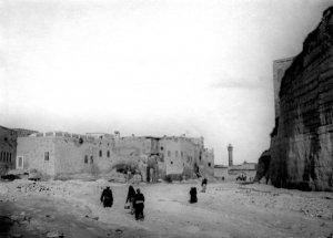 Blick auf die Stadt vom Burgplatz aus