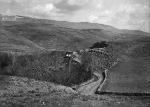 Feldweg-Antilibanon
