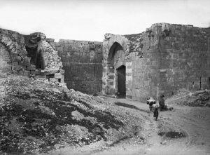 Ostersonntag, Bab Kinesrin, Aleppo