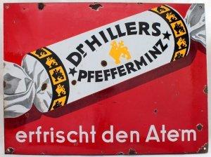 Dr. Hillers Pefferminz