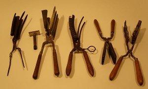 Friseurgeräte, div. Alte
