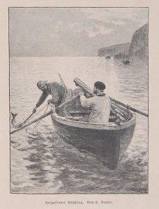 Helgoländer Fischfang