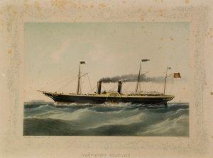 Dampfschiff Helgoland