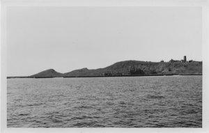 Helgoland - zerstörte Südspitze