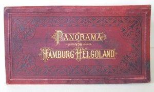 Panorama von Hamburg -  Helgoland