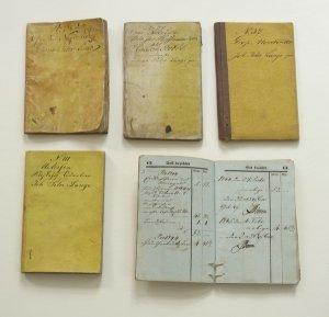 Abgabebücher