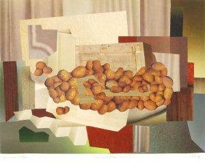 Komposition ( Kartoffeln)